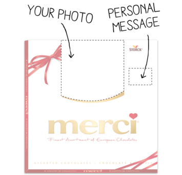 merci 200g box to personalize